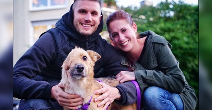 Cãozinho que Perdeu Metade de seu Rosto, Ganha Nova Chance de ser Feliz!