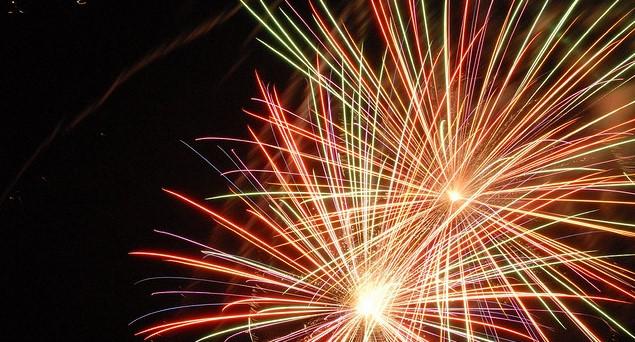 Cidade na Itália está Usando Fogos de Artifício Silenciosos