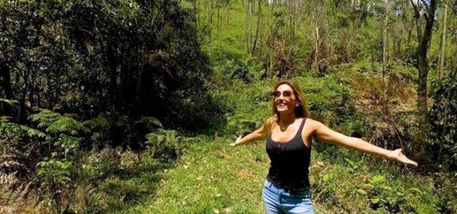 Luisa Mell Transformará Mais de 1 Milhão de Metros Quadrados de uma Floresta em Abrigo de Animais.
