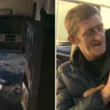 Cachorro da Família Salva a Todos de Incêndio que Devastou a Casa