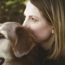 Graças ao seu Cachorro, Essa Mulher Superou a Depressão e Começou uma Nova Vida
