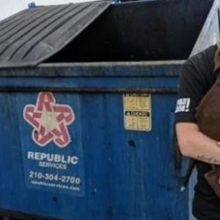 Cães Não Param de Agradecer ao Serem Resgatados de Lixo Onde Foram Largados