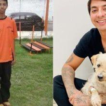 Desde criança, jovem já resgatou milhares de cães abandonados seu sonho é construir abrigo