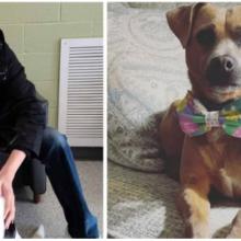 Adolescente faz gravatas-borboleta pequenas para cães e gatos de abrigo, a fim de ajudá-los a serem adotados