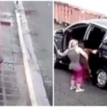 Mulher encontra cachorro ferido e abandonado no meio da rua e decide resgatá-lo